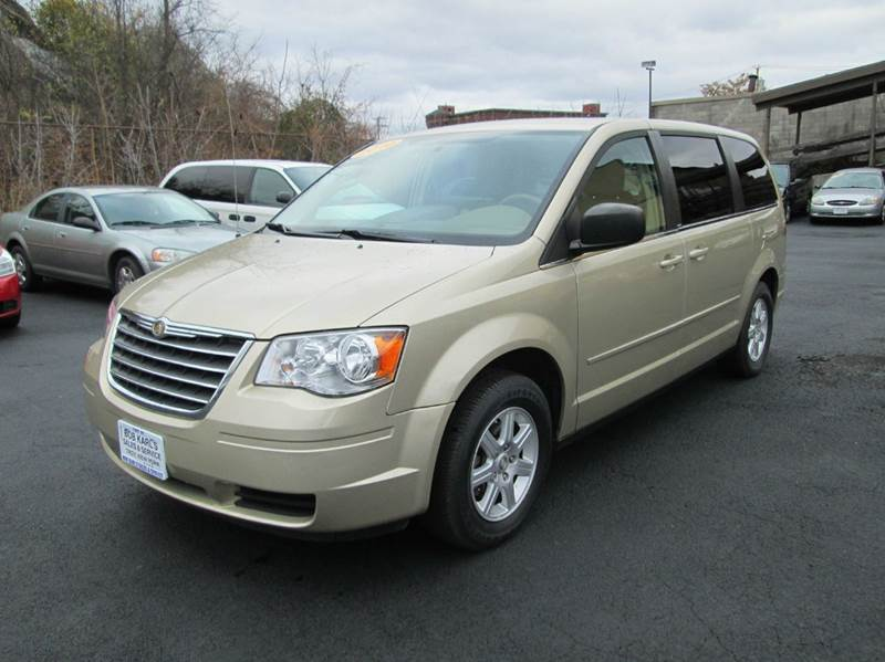 2010 chrysler town and country for sale in venice fl. Black Bedroom Furniture Sets. Home Design Ideas