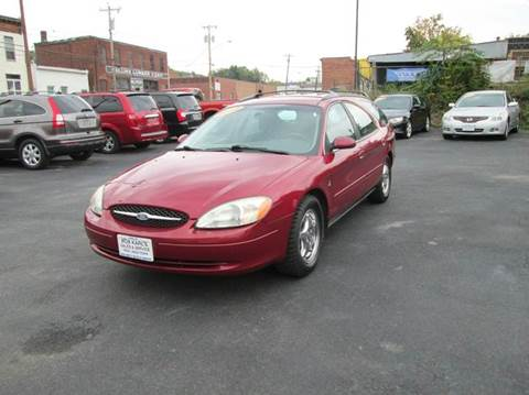 2002 Ford Taurus for sale in Troy, NY
