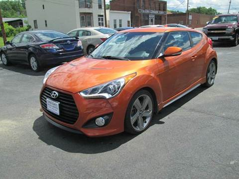 2015 Hyundai Veloster Turbo for sale in Troy, NY