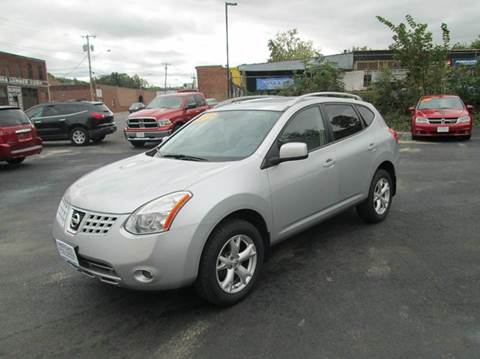 2009 Nissan Rogue for sale in Troy, NY