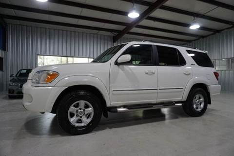 2006 Toyota Sequoia for sale in Houston, TX