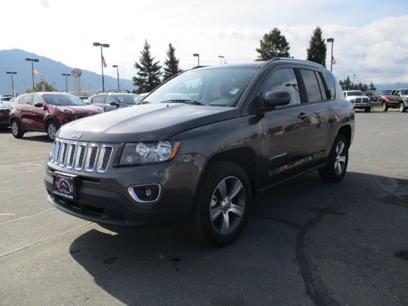 2016 jeep compass 4x4 latitude 4dr suv in butte mt jeep montana. Black Bedroom Furniture Sets. Home Design Ideas