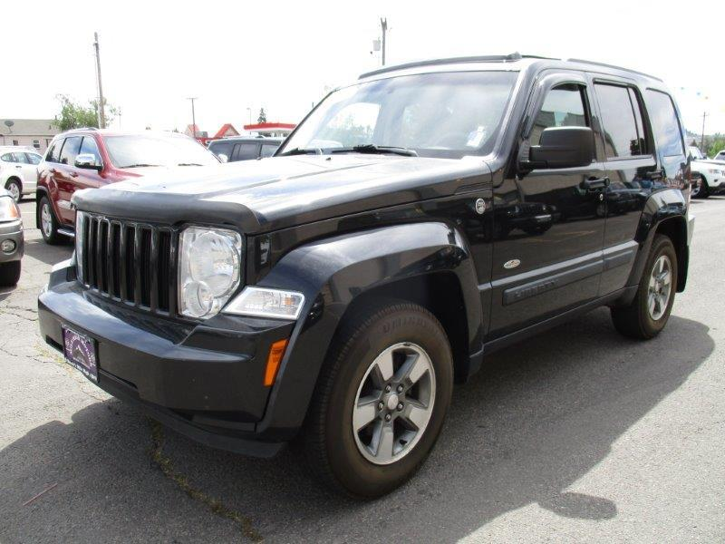 2008 jeep liberty 4x4 sport 4dr suv in butte mt jeep montana. Black Bedroom Furniture Sets. Home Design Ideas