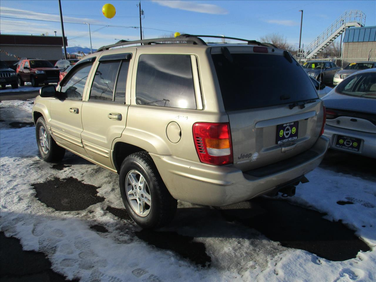 2000 jeep grand cherokee 4dr limited 4wd suv in butte mt jeep. Cars Review. Best American Auto & Cars Review