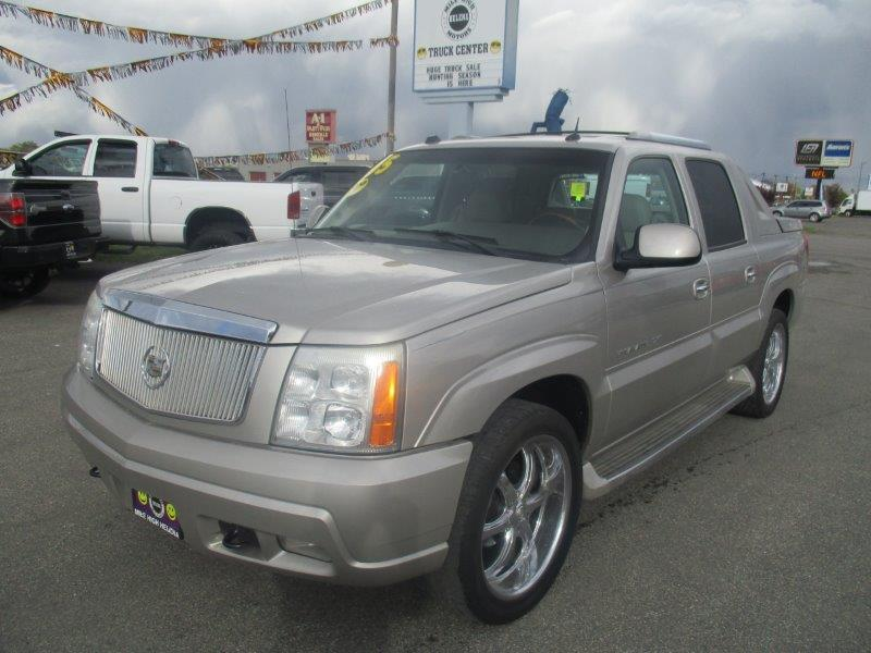 2005 cadillac escalade ext awd 4dr crew cab sb in butte mt for Mile high motors butte