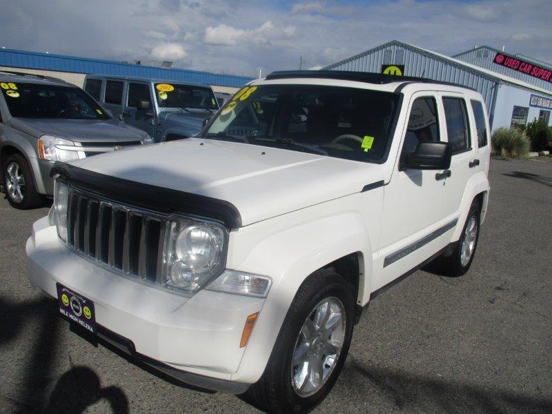 2008 jeep liberty 4x4 limited 4dr suv in butte mt jeep montana. Black Bedroom Furniture Sets. Home Design Ideas
