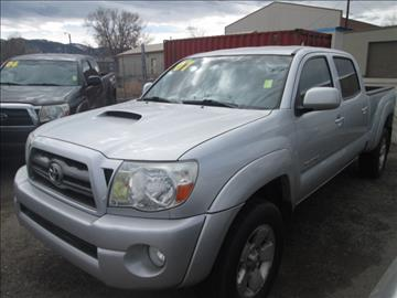 toyota tacoma for sale montana. Black Bedroom Furniture Sets. Home Design Ideas