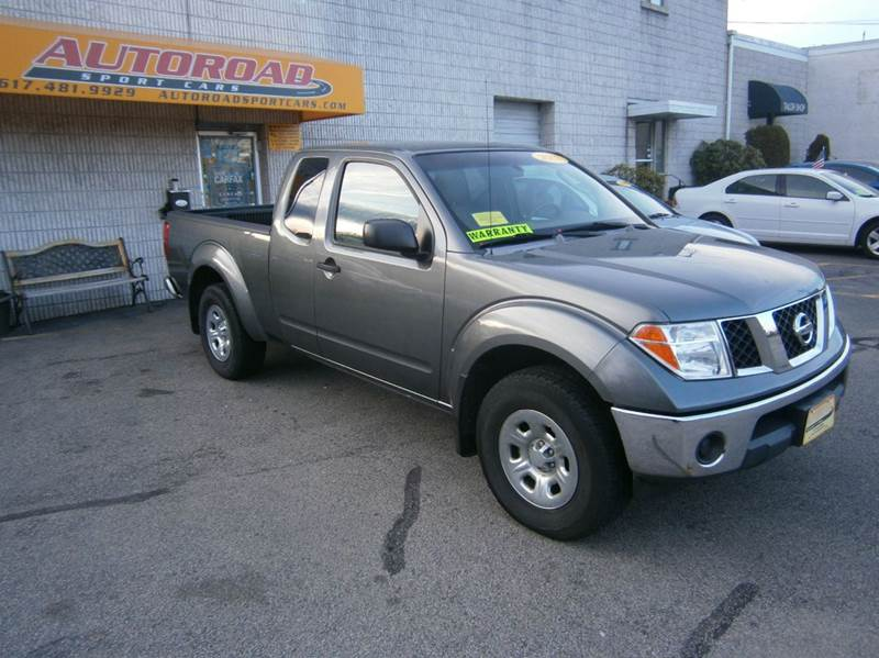 2007 nissan frontier se 4dr king cab 4wd 6 1 ft sb 4l v6 5a in quincy ma autoroad sport cars. Black Bedroom Furniture Sets. Home Design Ideas