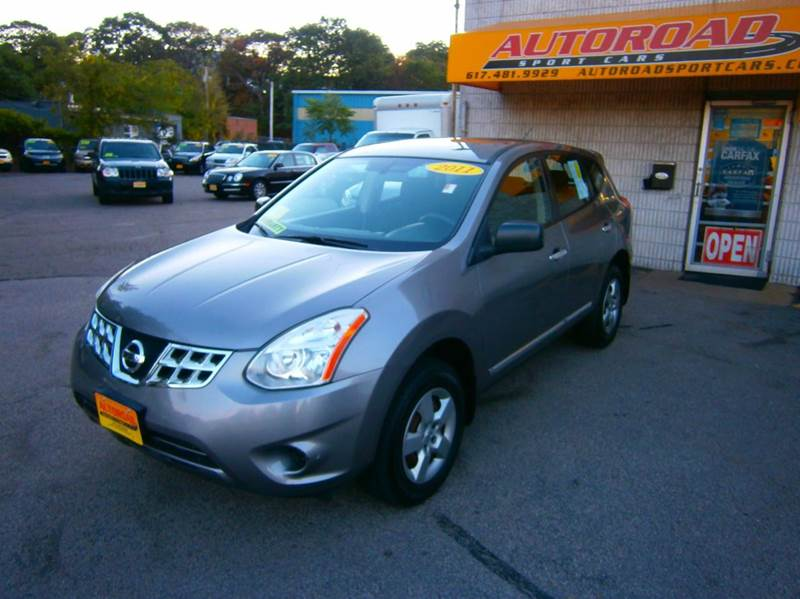 2011 Nissan Rogue S AWD 4dr Crossover In Quincy MA  Autoroad