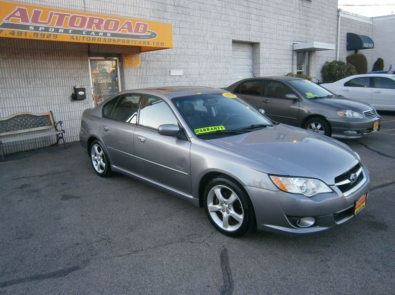 2008 subaru legacy limited awd 4dr sedan 4a in quincy. Black Bedroom Furniture Sets. Home Design Ideas
