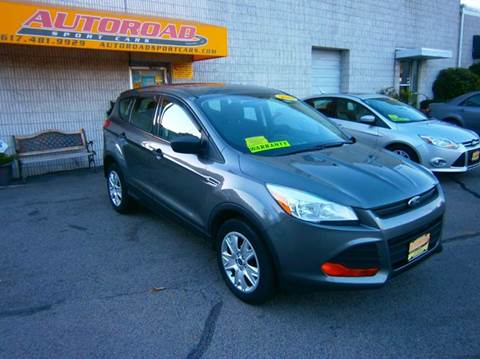 2013 Ford Escape for sale in Quincy, MA