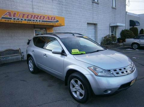 2005 Nissan Murano for sale in Quincy, MA