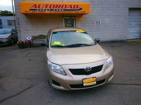 2010 Toyota Corolla for sale in Quincy, MA