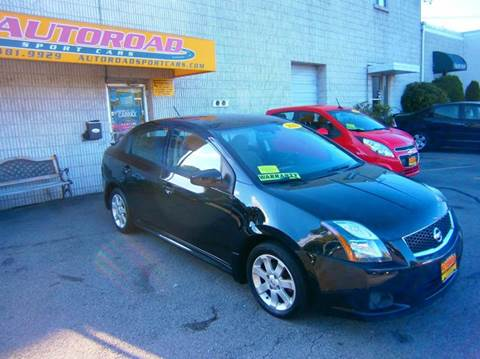 2010 Nissan Sentra for sale in Quincy, MA