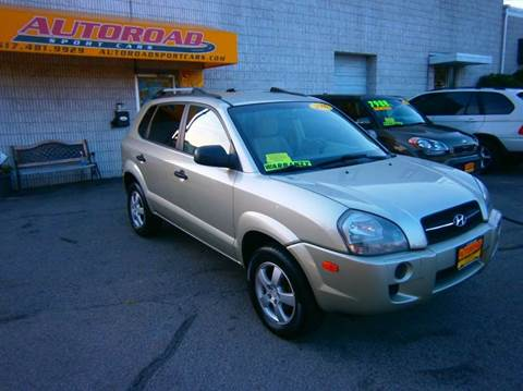 2007 Hyundai Tucson for sale in Quincy, MA