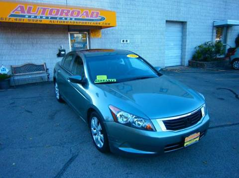 2009 Honda Accord for sale in Quincy, MA