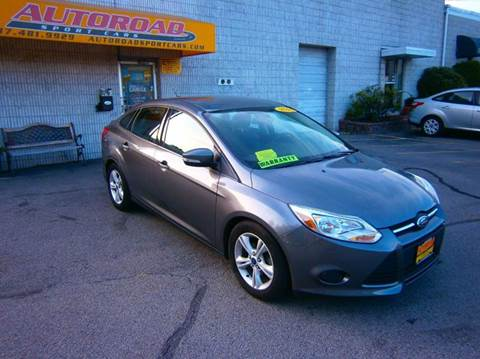 2014 Ford Focus for sale in Quincy, MA
