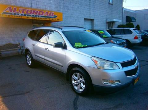 2009 Chevrolet Traverse for sale in Quincy, MA