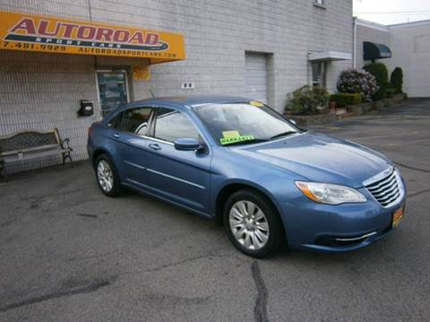 2011 Chrysler 200 for sale in Quincy, MA