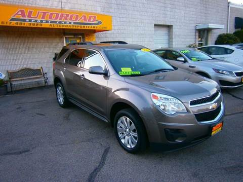 2011 Chevrolet Equinox for sale in Quincy, MA