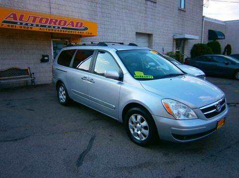 2008 Hyundai Entourage for sale in Quincy, MA