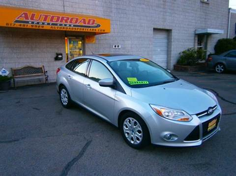 2012 Ford Focus for sale in Quincy, MA
