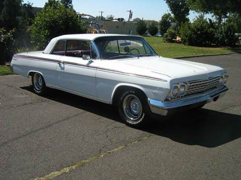 1962 Chevrolet Impala For Sale - Carsforsale.com