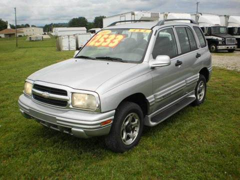 2001 Chevrolet Tracker for sale in Somerset, KY