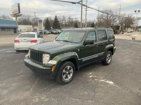 2008 Jeep Liberty for sale in Mishawaka, IN
