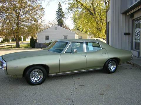 1968 Pontiac Tempest for sale in Mishawaka, IN