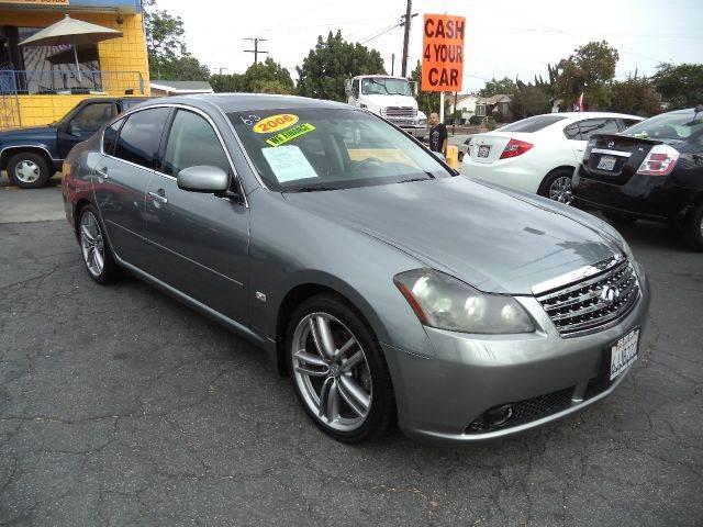 2006 INFINITI M45 SPORT 4DR SEDAN gray lowlowlowest price guaranteed we have no salesmen foll