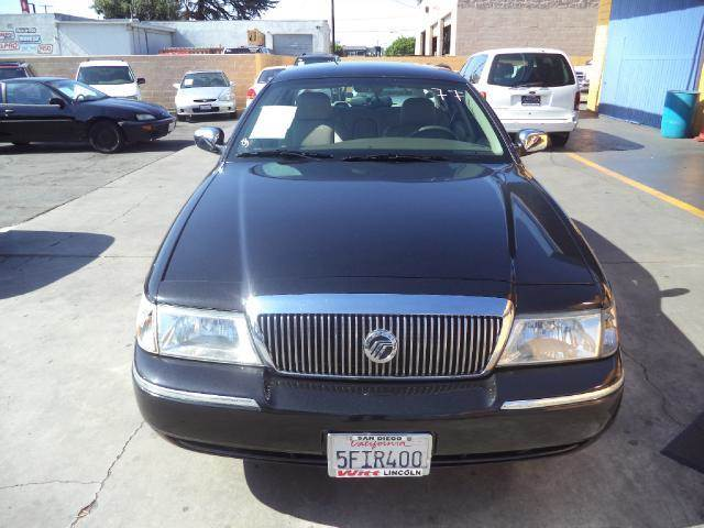 2003 MERCURY GRAND MARQUIS LS PREMIUM 4DR SEDAN black lowlowlowest price we have no salesmen