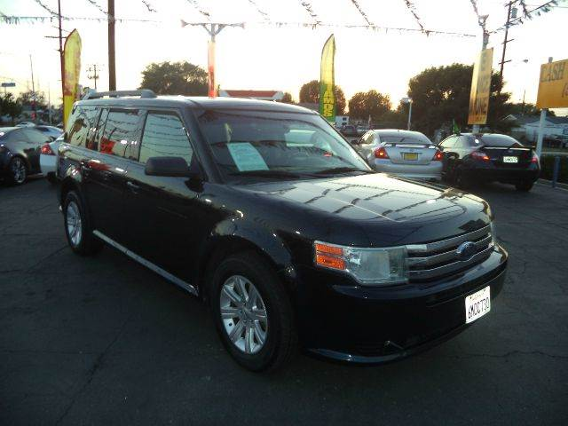 2010 FORD FLEX SE 4DR WAGON blue bad credit  no credit  bankruptcy  1st time buyers  repos