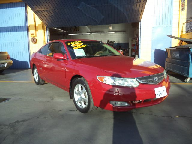 2003 TOYOTA CAMRY SOLARA SLE V6 2DR COUPE red lowlowlowest price guaranteed we have no sales