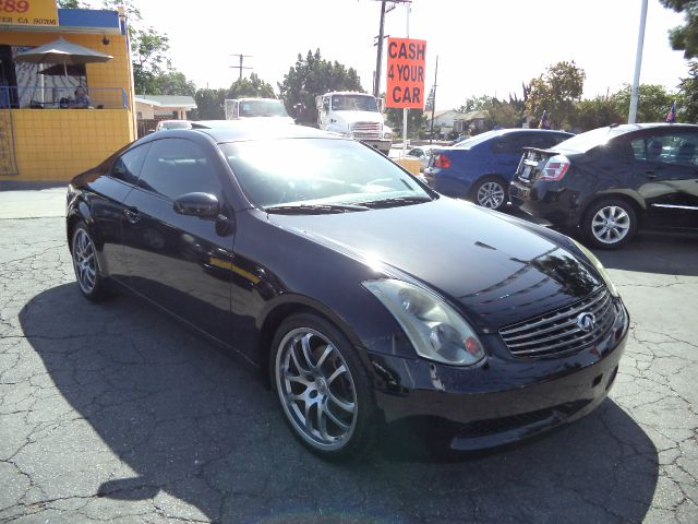 2005 INFINITI G35 RWD 2DR COUPE black must sale asap bad credit  no credit  bankruptcy  1st t