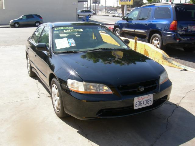 1998 HONDA ACCORD LX 4DR SEDAN black lowlowlowest price we have no salesmen following you a