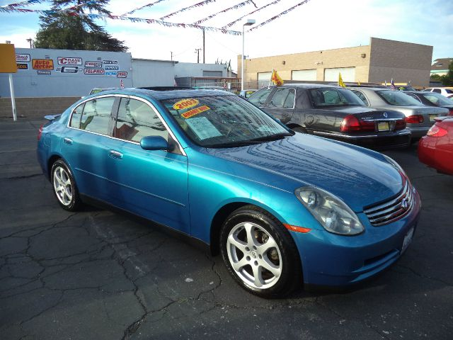 2003 INFINITI G35 BASE LUXURY 4DR SEDAN WLEATHER blue lowlowlowest price guaranteed we have