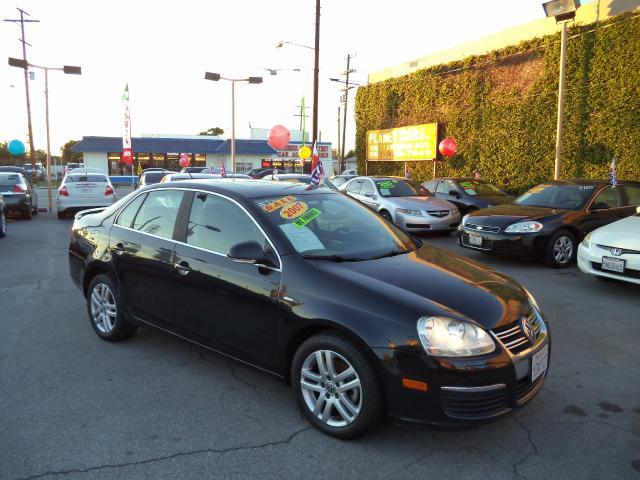 2007 VOLKSWAGEN JETTA WOLFSBURG EDITION PZEV 4DR SEDAN black bad credit  no credit  bankruptcy