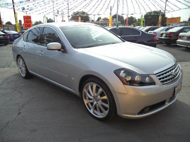 2006 INFINITI M35 SPORT 4DR SEDAN silver lowlowlowest price guaranteed we have no salesmen fo
