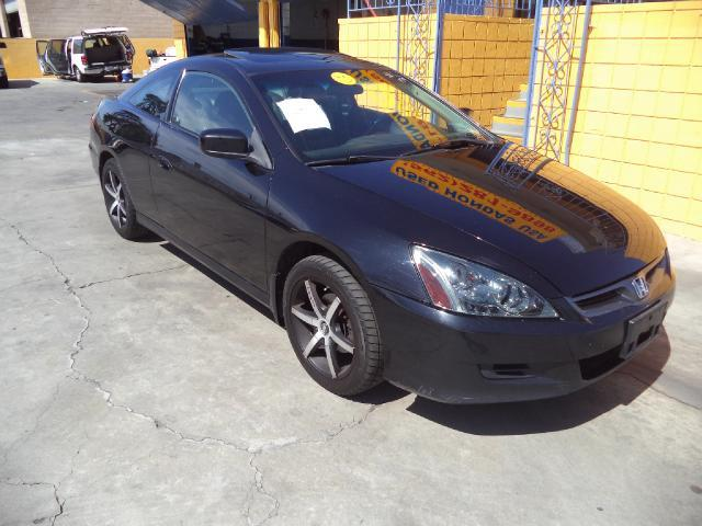 2006 HONDA ACCORD EX V-6 2DR COUPE black lowlowlowest price we have no salesmen following y