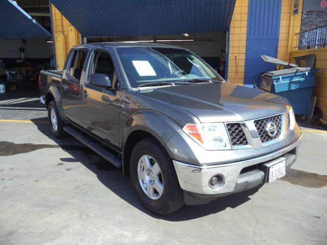 2006 NISSAN FRONTIER SE 4DR CREW CAB SB 4L V6 5A gray lowlowlowest price guaranteed we hav