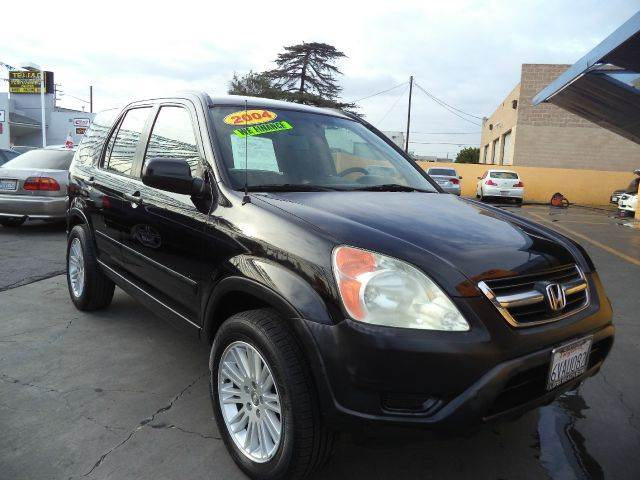2004 HONDA CR-V LX 4DR SUV W SIDE AIRBAGS black lowlowlowest price guaranteed we have no sa
