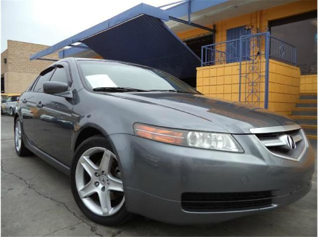 2005 ACURA TL 32 WNAVI 4DR SEDAN gray bad credit  no credit  bankruptcy  1st time buyers