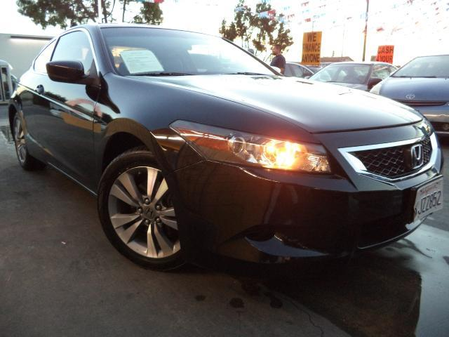 2009 HONDA ACCORD EX-L 2DR COUPE black bad credit  no credit  bankruptcy  1st time buyers  r