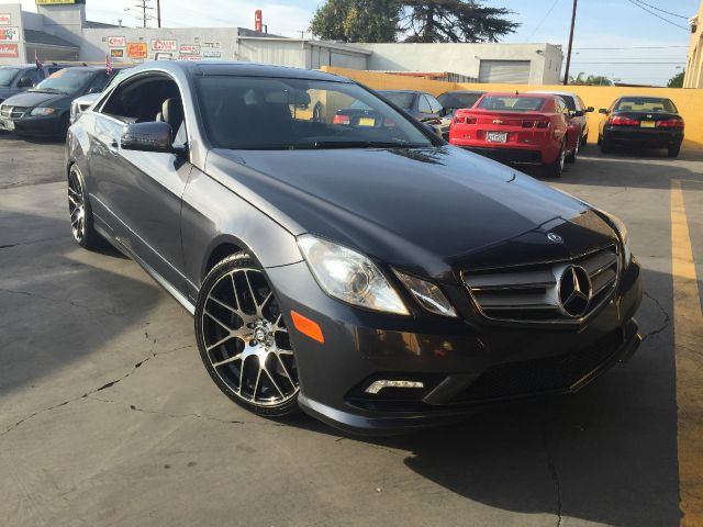 2011 MERCEDES-BENZ E-CLASS E550 2DR COUPE gray low low  prices free  free carfax