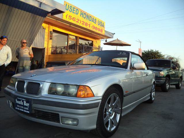 1999 BMW 3 SERIES 323I 2DR CONVERTIBLE silver must sale asapbad credit  no credit  bankruptcy