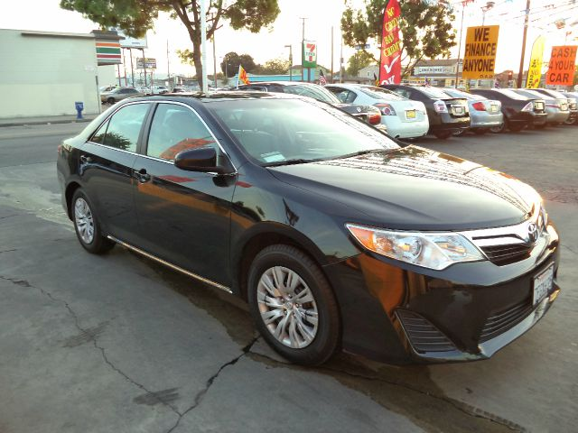 2014 TOYOTA CAMRY LE 4DR SEDAN black bad credit  no credit  bankruptcy  1st time buyers  repo