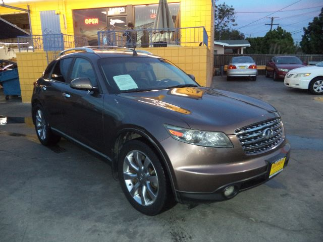 2004 INFINITI FX35 BASE AWD 4DR SUV brown lowlowlowest price guaranteed we have no salesmen