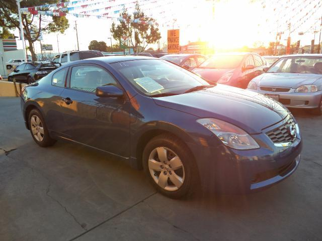 2008 NISSAN ALTIMA 25 S 2DR COUPE CVT blue lowlowlowest price we have no salesmen followin