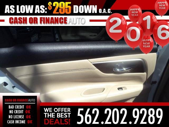 2013 Nissan Altima 2 5 SL 4dr Nissan Altima 2012 Interior